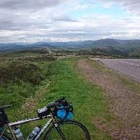 picture of The road to Loch Ness